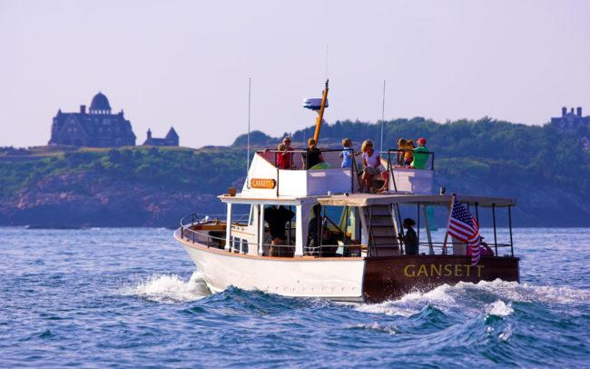 Gansett Cruises, Jamestown, Jamestown Rhode Island, Newport, Newport Rhode Island, Rhode Island, Cruises, boating, boating tours, tours